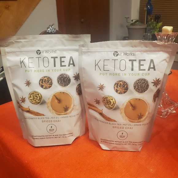 it works! Other - 🎯SOLD (Both) It Works! Keto Tea